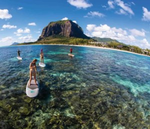 Stand Up Paddle - Le Morne