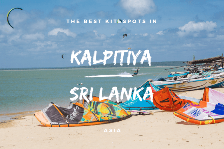 The complete guide to the best kitesurfing spots in Kalpitiya, Sri Lanka | Kiterr.com
