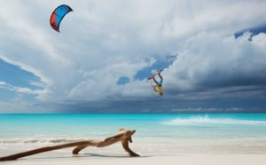 Kiteboarding in Providenciales, Turks & Caicos Islands | Kiterr.com