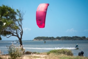 The best kitesurfing spots in Sicily - Lo Stagnone lagoon | Kiterr.com
