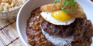 The best LOCO MOCO in town - must try Hawaiian cuisine - kitesurfing in Maui, Hawaii | Kiterr.com