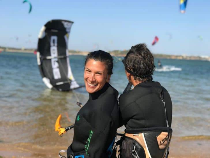 Algarve Kite Center - kitesurfing school in Algarve, Portugal
