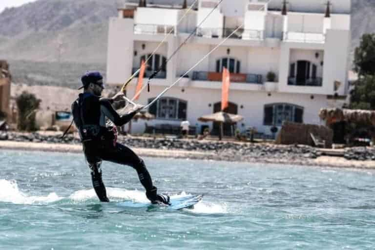 MagicWaters Kite & Yoga Events - Kitesurf camp with yoga in Safaga, Egypt // Kiterr.com