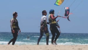 Atlantic Kite - kitesurfing school, Tarifa, Spain // Kiterr.com