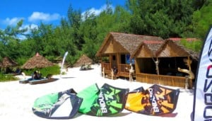 The best kitesurfing spots in Sakalava Bay and North Madagascar - photo Kite Alize // Kiterr.com