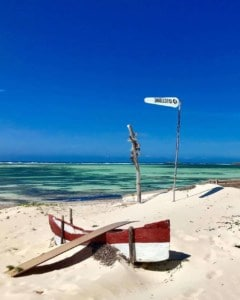 The best kitesurfing spots in Sakalava Bay and North Madagascar - photo Kite Paradise // Kiterr.com