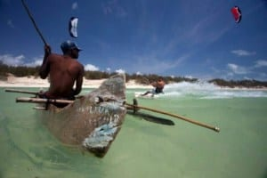 The best kitesurfing spots in Sakalava Bay and North Madagascar - photo Royal Sakalava Ecolodge // Kiterr.com