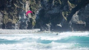 Kiteboarding on Achill Island, Ireland // Kiterr.com