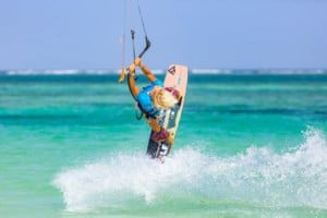 The annual H2O Extreme Kite Cup organised by H2O Extreme kiteboarding school - Diani Beach, Kenya // Kiterr.com