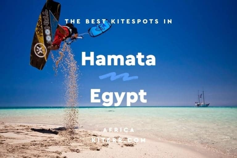 Kiteboarding in Hamata, Egypt - Hamata Kite Village - kiteboarding spot guide // Kiterr.com