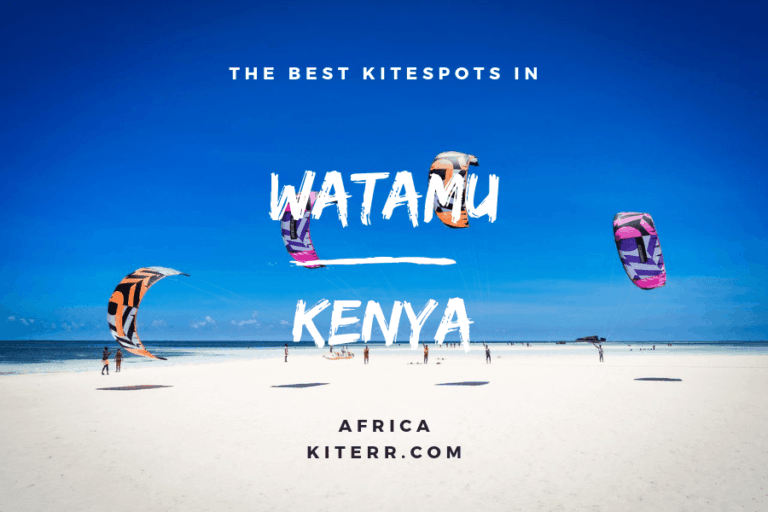 Kiteboarding in Watamu, Kenya - Spot guide & Map // Kiterr.com
