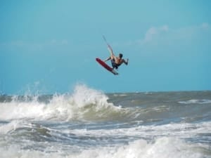 Four Mile Beach - Kitesurfing in Port Douglas & Far North Queensland // Kiterr.com