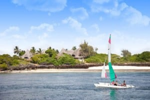Temple Point Resort - Watamu, Kenya // Kiterr.com